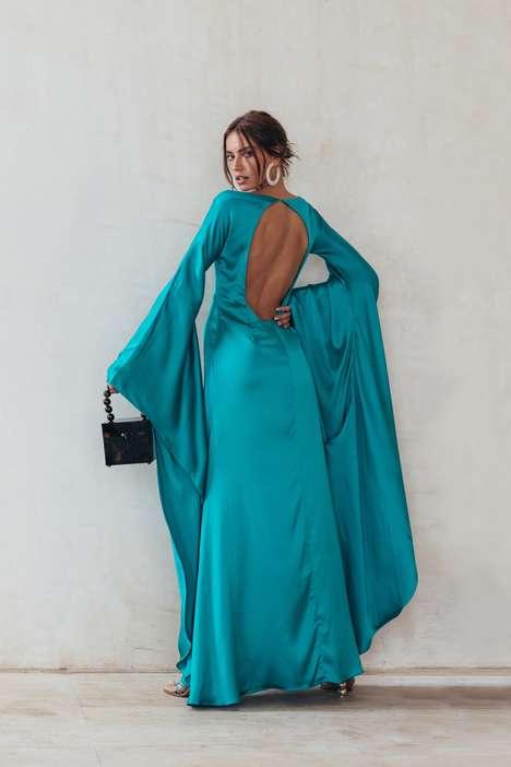 Statuesque Summer Gowns