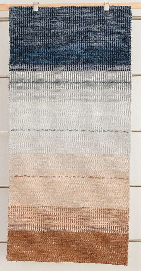Sustainable Minimalist Scandinavian Rugs