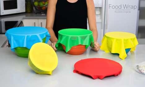 Plastic Alternative Food Covers