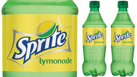 Refreshing Real Citrus Sodas