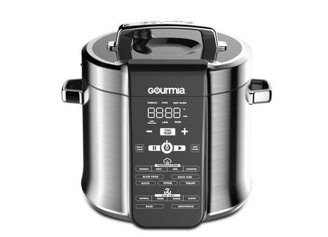 Pressure Cooker Air Fryers