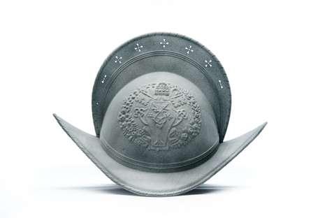 Papal 3D-Printed Helmets