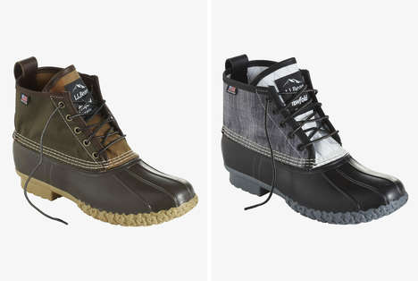 Iconic Winter Boot Collaborations