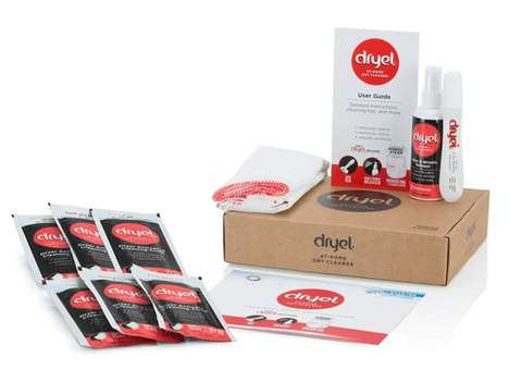 At-Home Dry Cleaning Kits