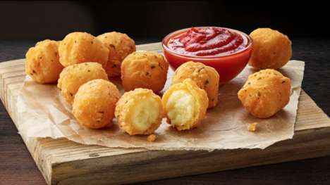 Bite-Sized Mozzarella Balls