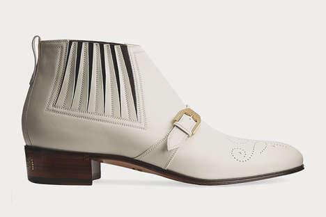 Premium Leather Men's Footwear