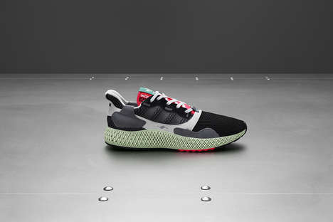Technically Informed Sneaker Designs