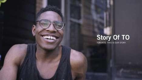 Cinematic Local Storytellers
