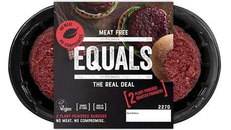 Texture-Rich Meatless Patties