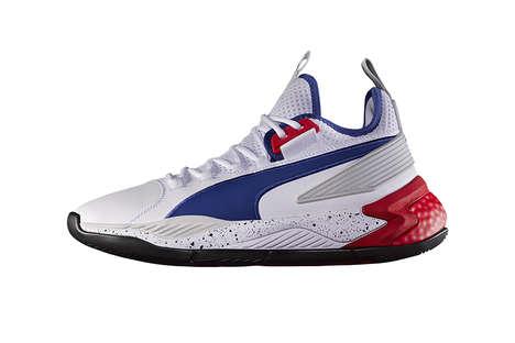 Detroit Basketball-Inspired Shoes