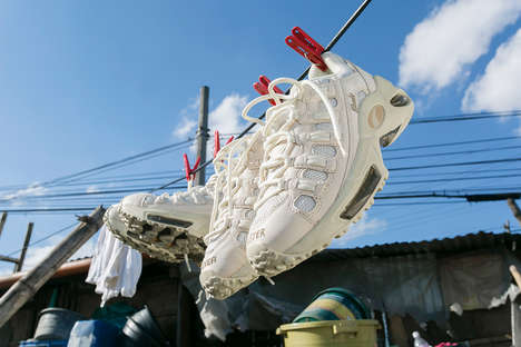 Philippines-Honoring Chunky Sneakers