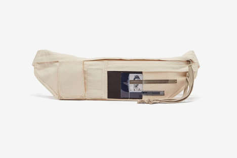 Neutral Burnt Belt Bags