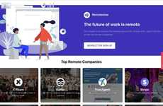 Remote Work Discovery Platforms - 'Remotewise' Offers Education and Opportunities for Professionals