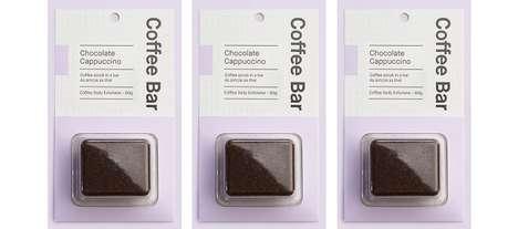 Chocolatey Coffee-Based Beauty Bars