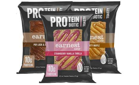 Collagen Protein-Enriched Snacks