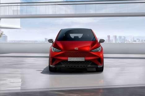 Aerodynamic All-Electric Cars
