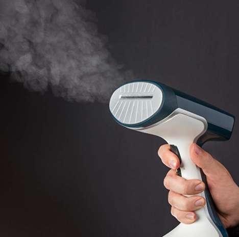 Powerful Handheld Clothing Steamers