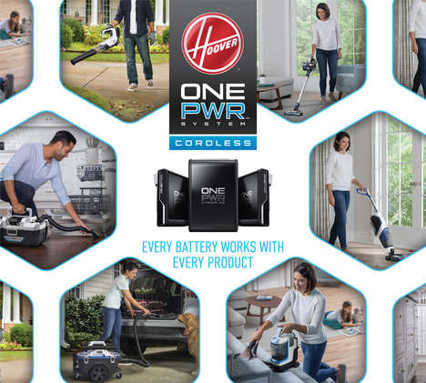 Cordless Cleaning Systems