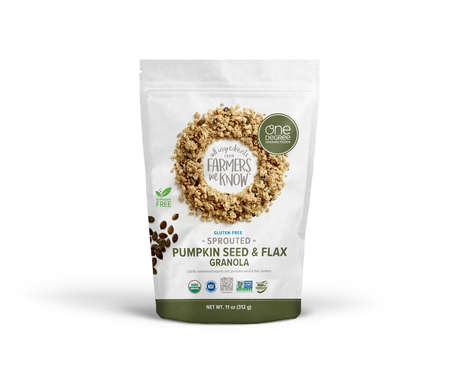 Free-From Sprouted Granolas
