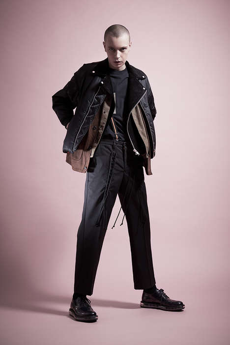 Punk-Inspired Fall Menswear