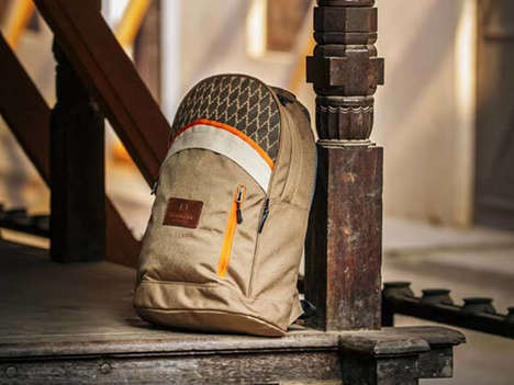 Hip Handcrafted Daypacks