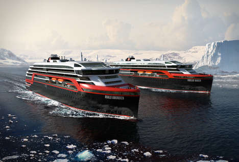 Harsh Environment Cruise Excursions