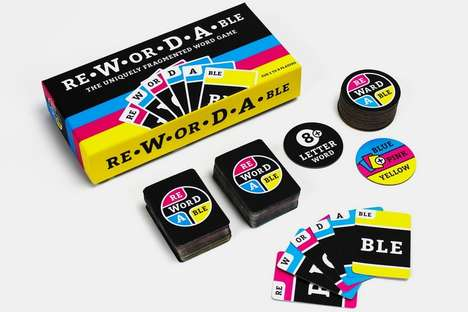Vocabulary Wordplay Card Games