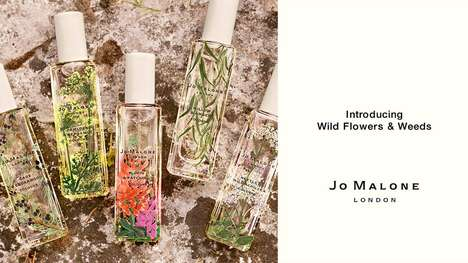 Unconventional Floral Colognes