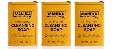 Impurity-Eliminating Manuka Soaps