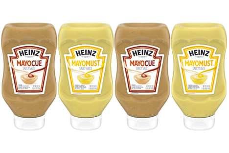 Saucy Mayonnaise Mashups