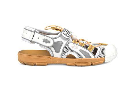 Luxe Sandal Sneaker Hybrids