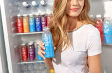 Refreshing Collagen Beverages - Vital Proteins' Fruity Collagen Water Offers Full-Body Benefits