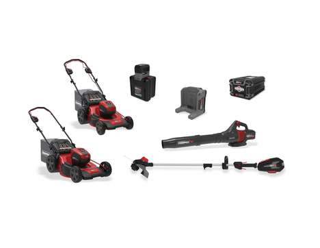 Cordless Lawn Care Systems