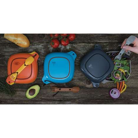 Outdoor Adventurist Kitchen Equipment