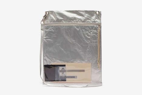 Paranormal-Themed Crossbody Bags