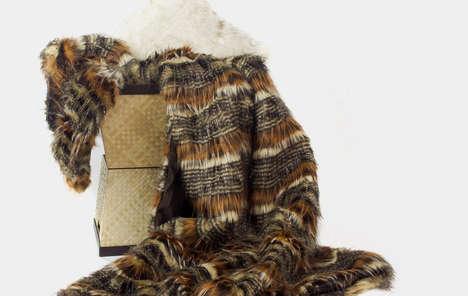 Luxury Faux Fur Decor