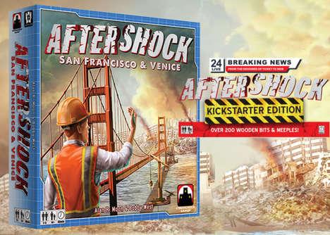 Infrastructure-Rebuilding Board Games