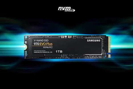 Performance-Boosting Internal SSDs