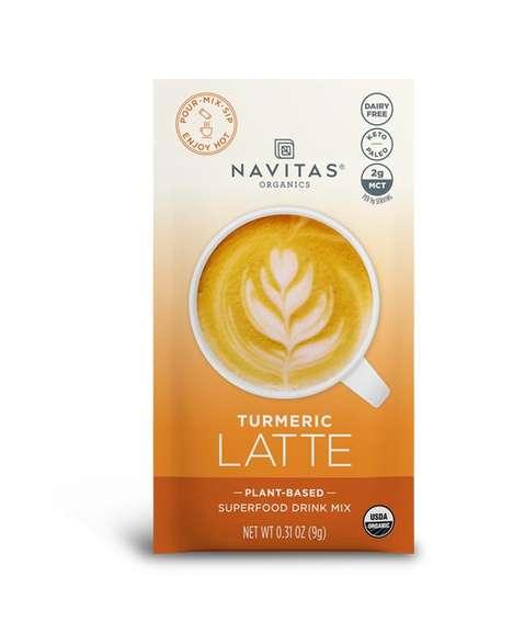 Superfood Latte Mixes