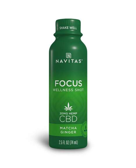 CBD Wellness Shots