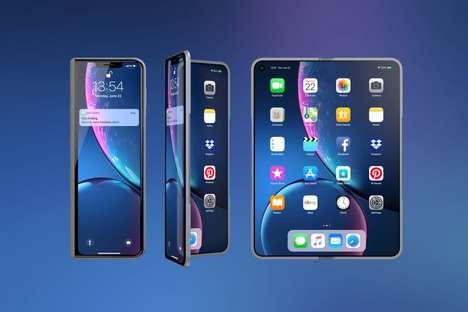 Multifunctional Folding Smartphones