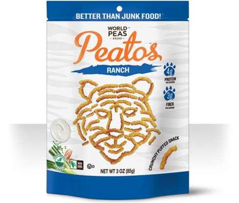 Ranch-Flavored Crunchy Puffs