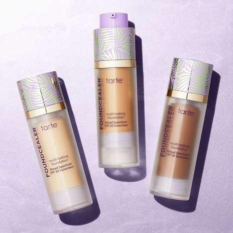Skincare-Like Foundations