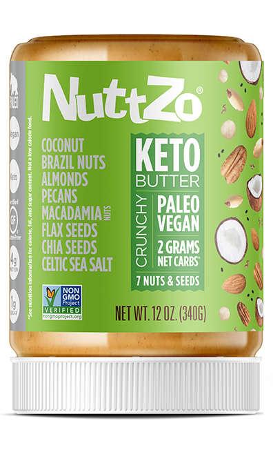 Keto-Friendly Nut Butters
