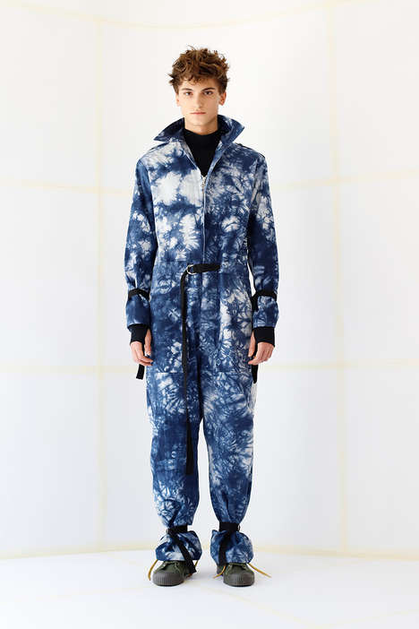 Futuristic-Centric Workwear Designs