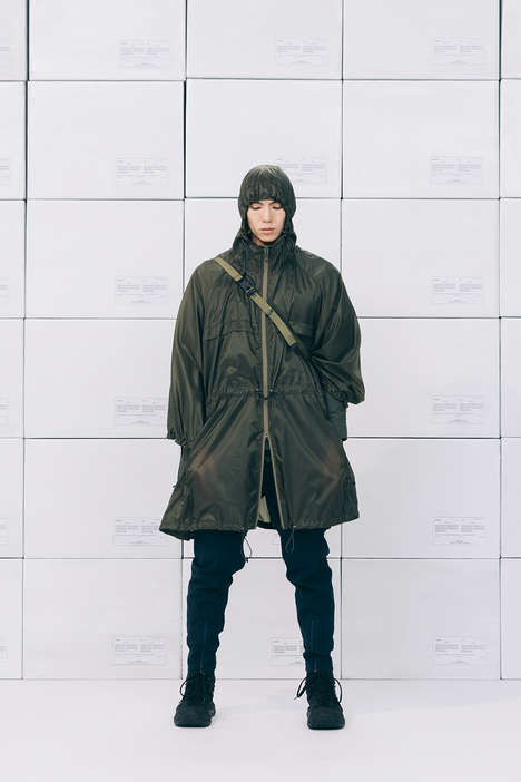 Domestically Made Lightweight Menswear