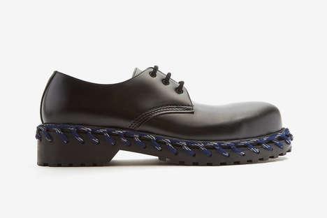 Laced Midsole Dress Shoes