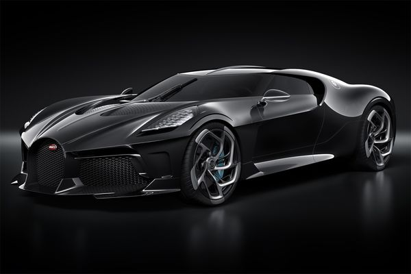 Record-Breaking Luxury Cars - This Bugatti Hypercar is the Epitome of Elite Elegance and Style