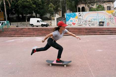 Empowering Skate Board Classes