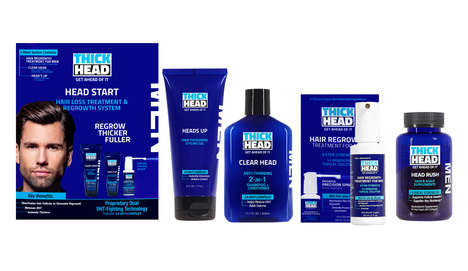 Hair Loss Treatment Kits